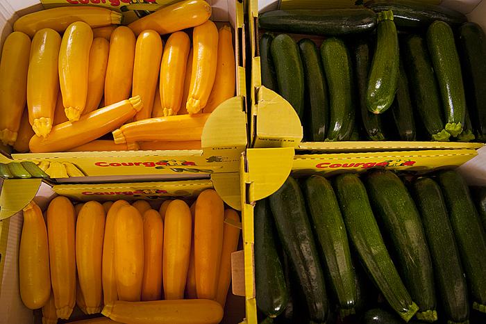 4-Zucchine hi-tech prodotte nelle serre della Jittu