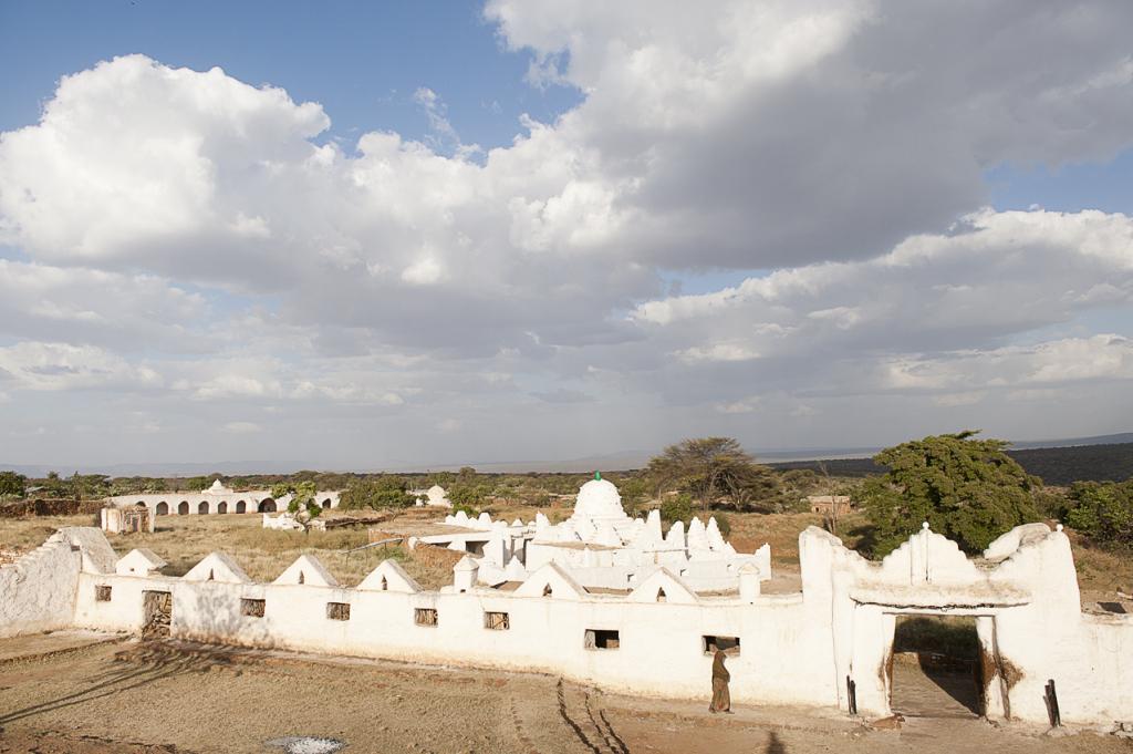 il santuario di Sheikh Hussein