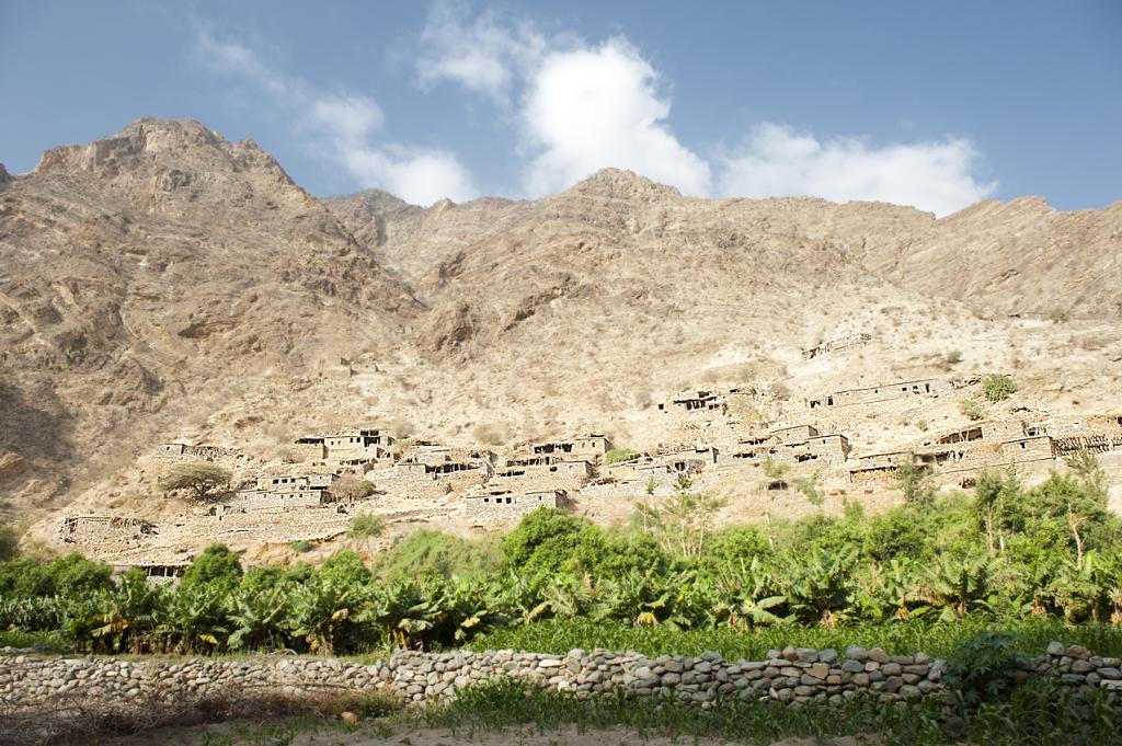 Il villaggio di Gunda Gunde