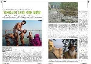 L'energia del sacro fiume indiano - Altreconomia-1