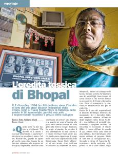 L'eredità tossica di Bhopal - Popoli-1