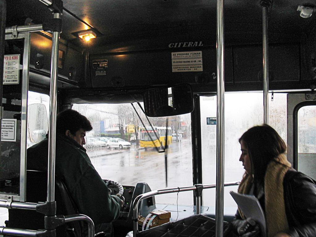 Santiasco bus