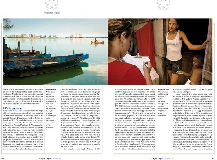 Vila Autodromo reportage 2