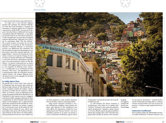 Vila Autodromo reportage 3