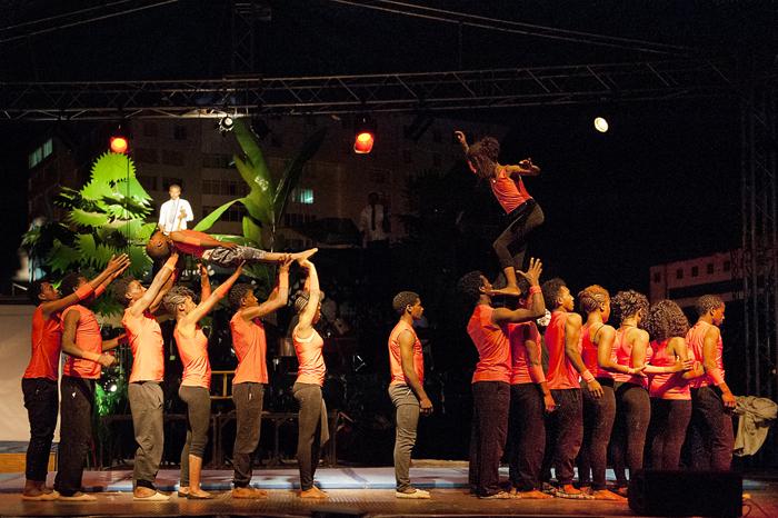 Circus Debre Berhan (Ethiopia)
