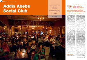 Addis Abeba Social Club - Africa 7-16-1