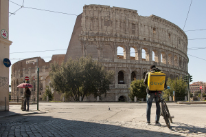 Colosseum delivery