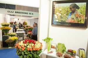 Hortiflora Expo Ethiopia which is financed by Dutch development cooperation
